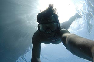 Unterwasserkamera mieten - Pro & Kontra